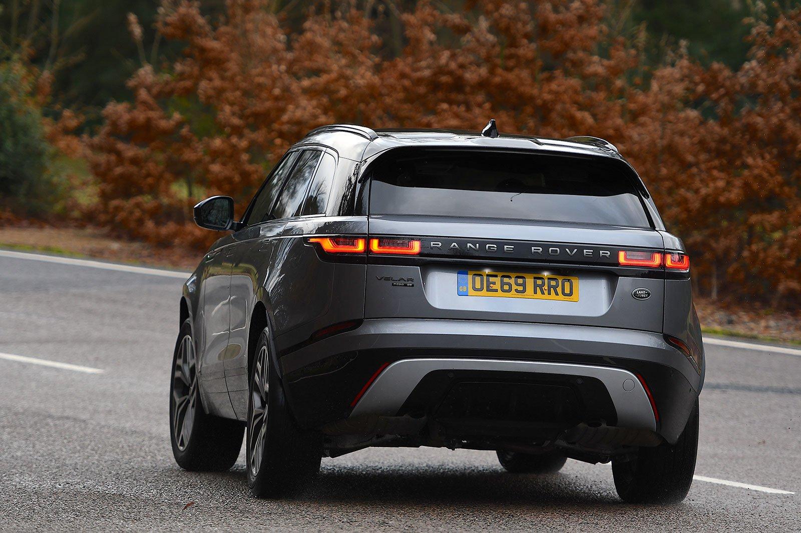 2020 Range Rover Velar P250 R-Dynamic SE rear