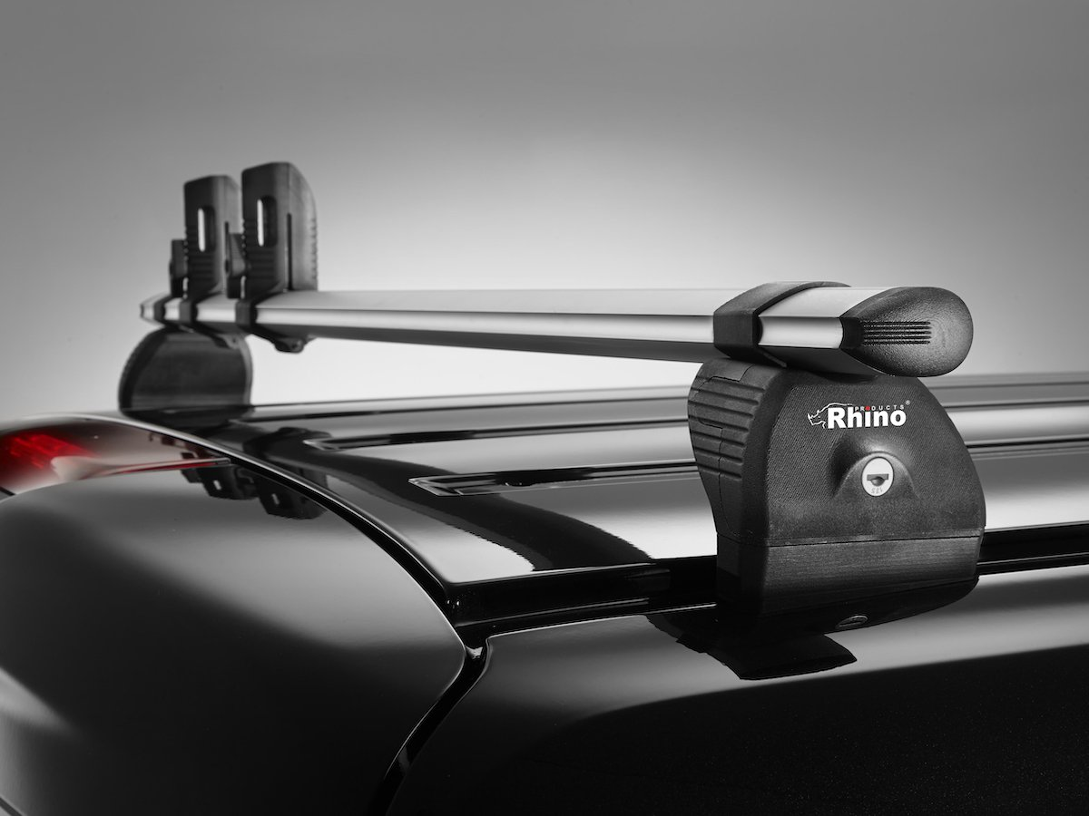 Rhino roof racks help you carry more payload, even if your van is full to bursting