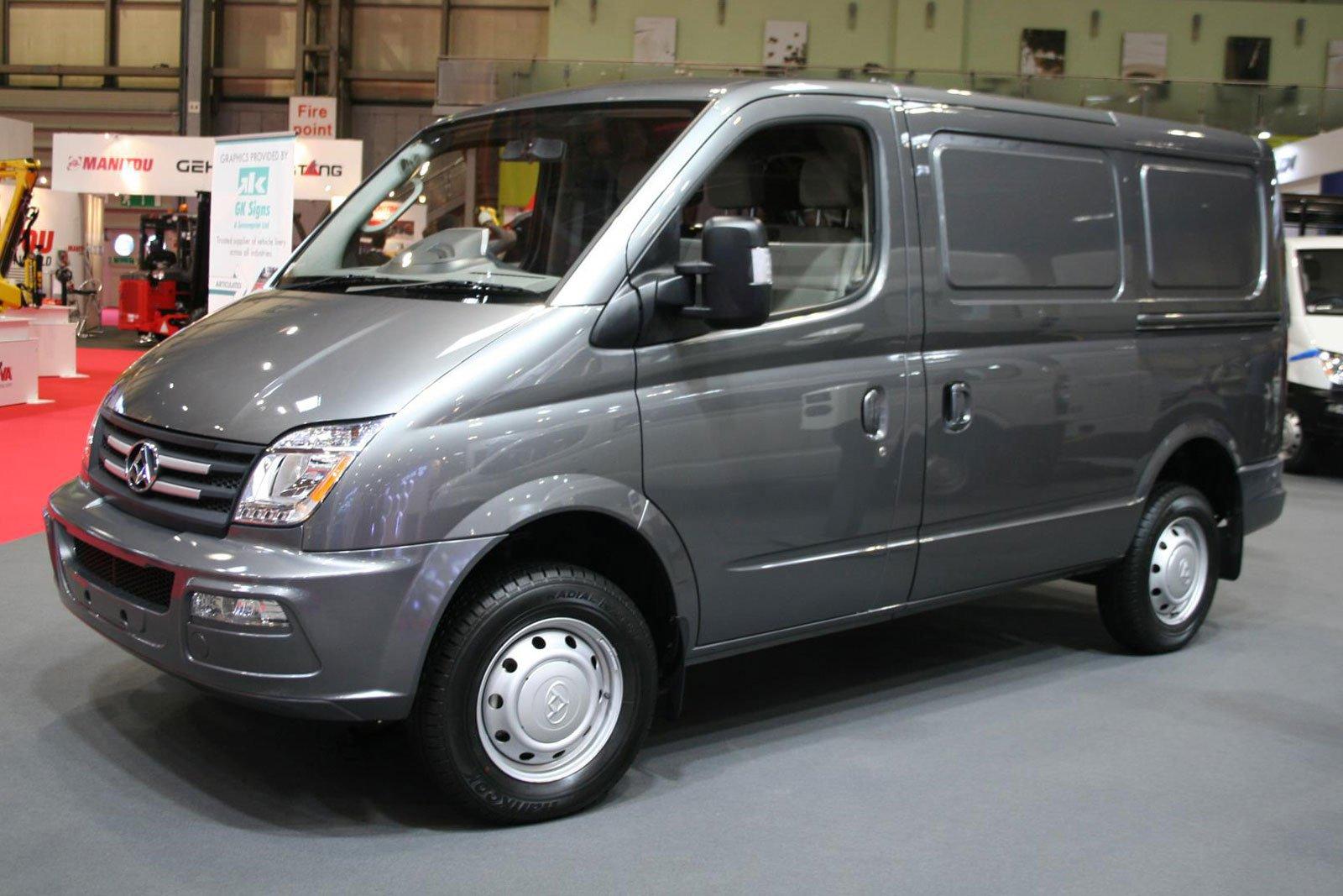 LDV V80