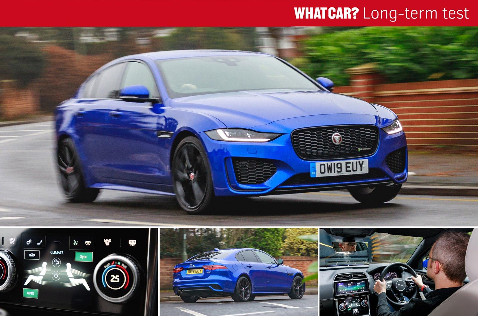LT Jaguar XE compilation