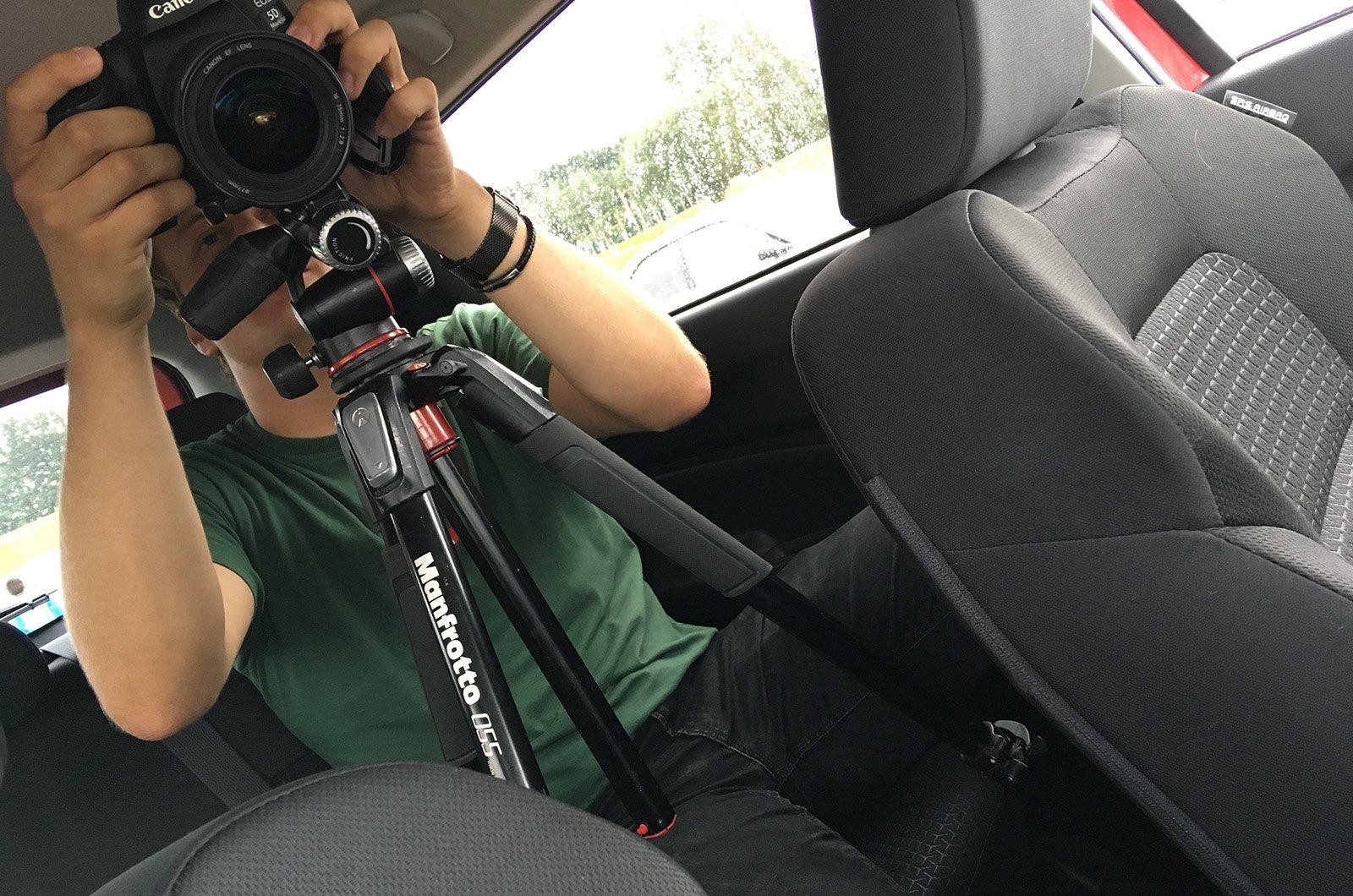 Long term Suzuki Swift rear seat space