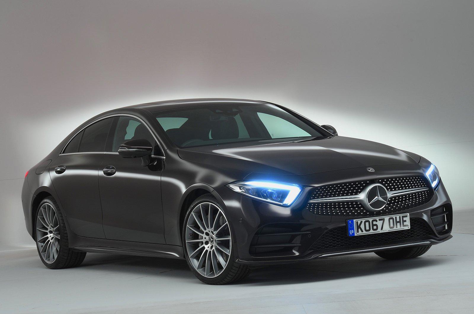 Mercedes CLS 400d