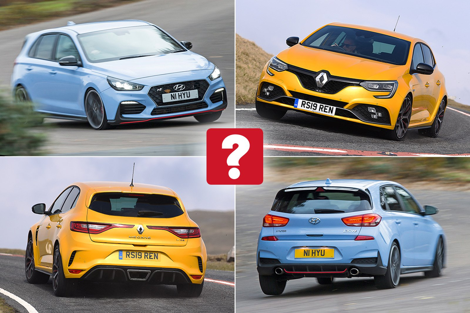 New Hyundai i30N vs used Renault Megane RS: which is best?
