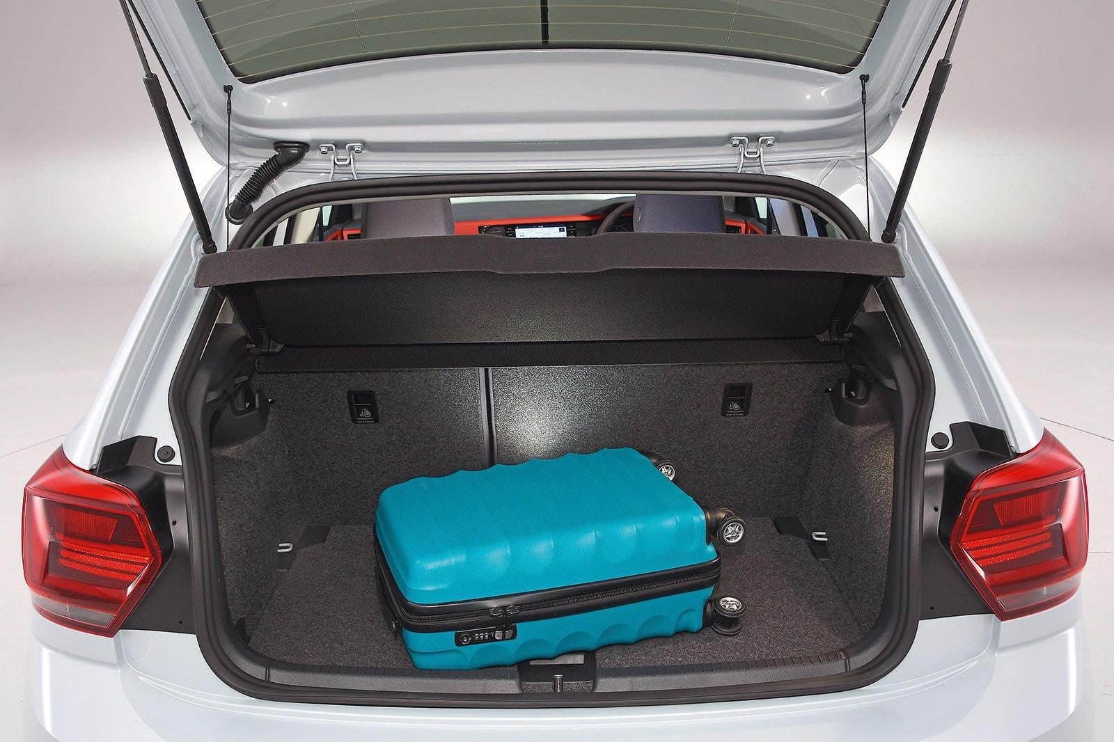 Volkswagen Polo boot