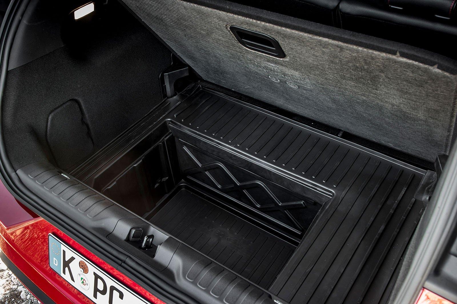 2020 Ford Puma 125 EcoBoost Hybrid Titanium megabox boot