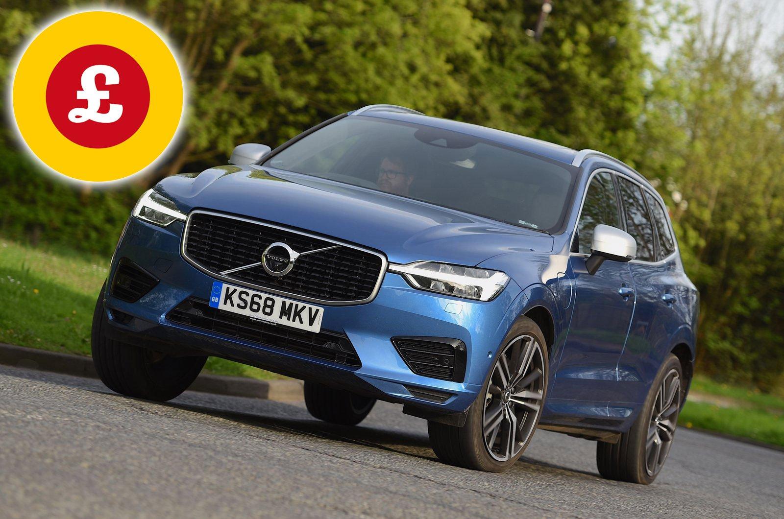 Volvo XC60 SUV deals