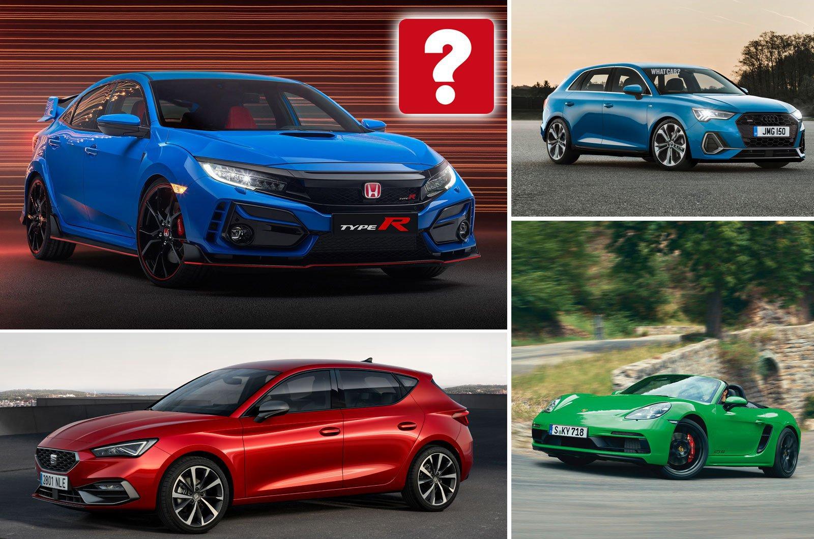Four car compilation image