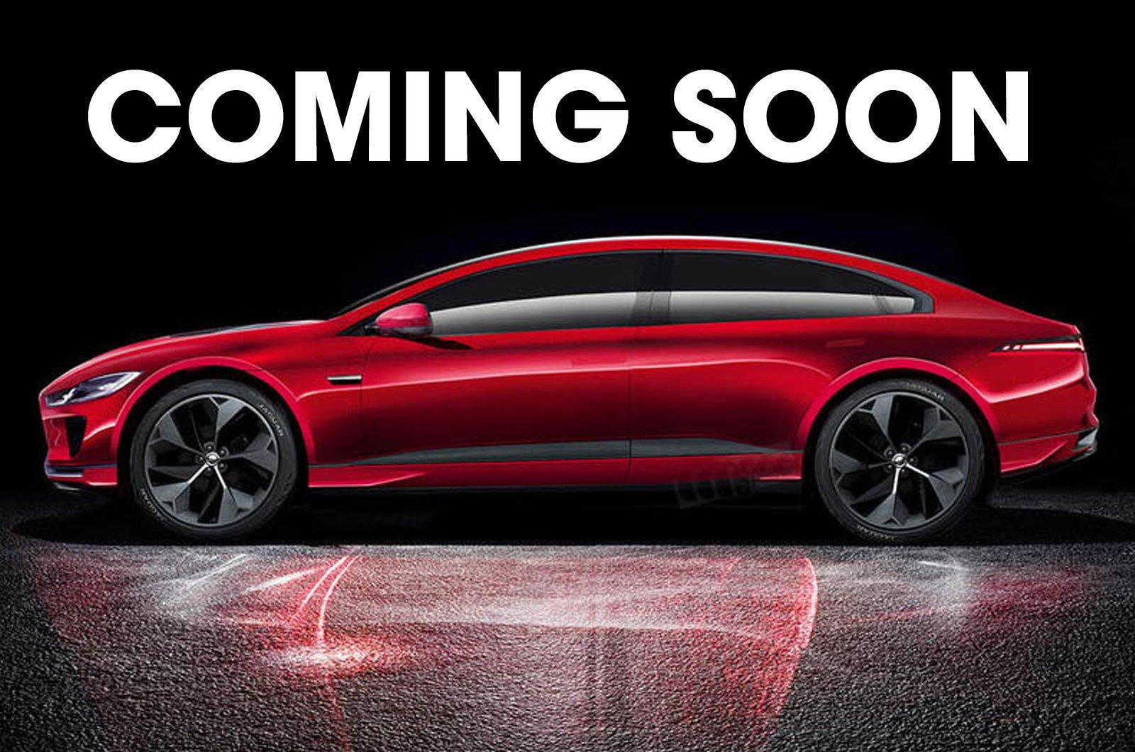 Coming soon: 2020 Jaguar XJ