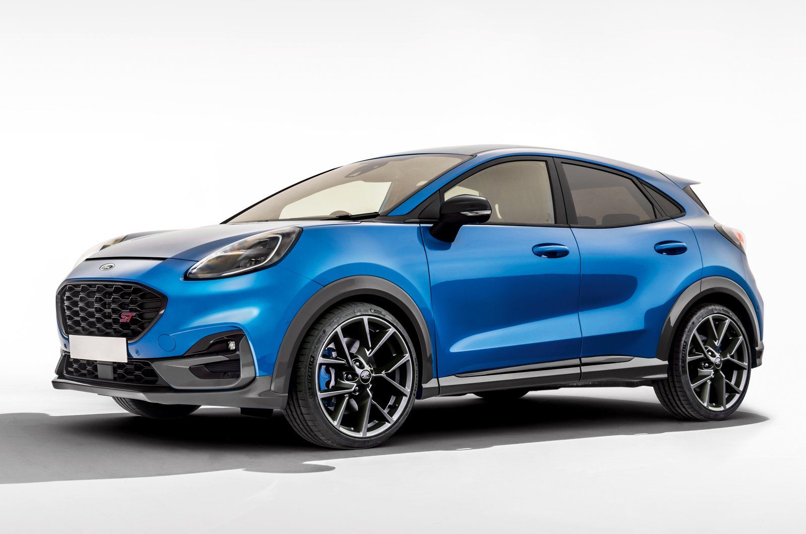 Ford Puma ST rendering
