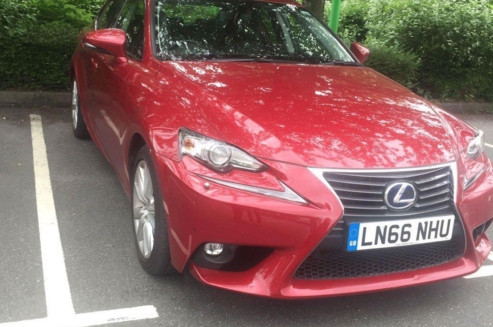 Lexus IS askwhatcar