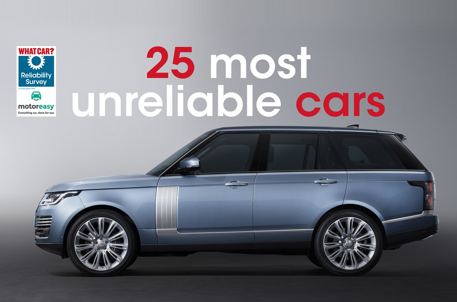 Most unreliable cars
