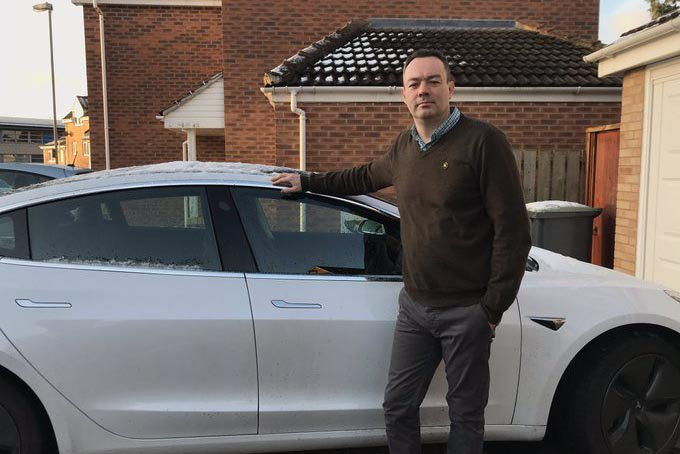 Owner review Tesla Model 3 - Paul Brook