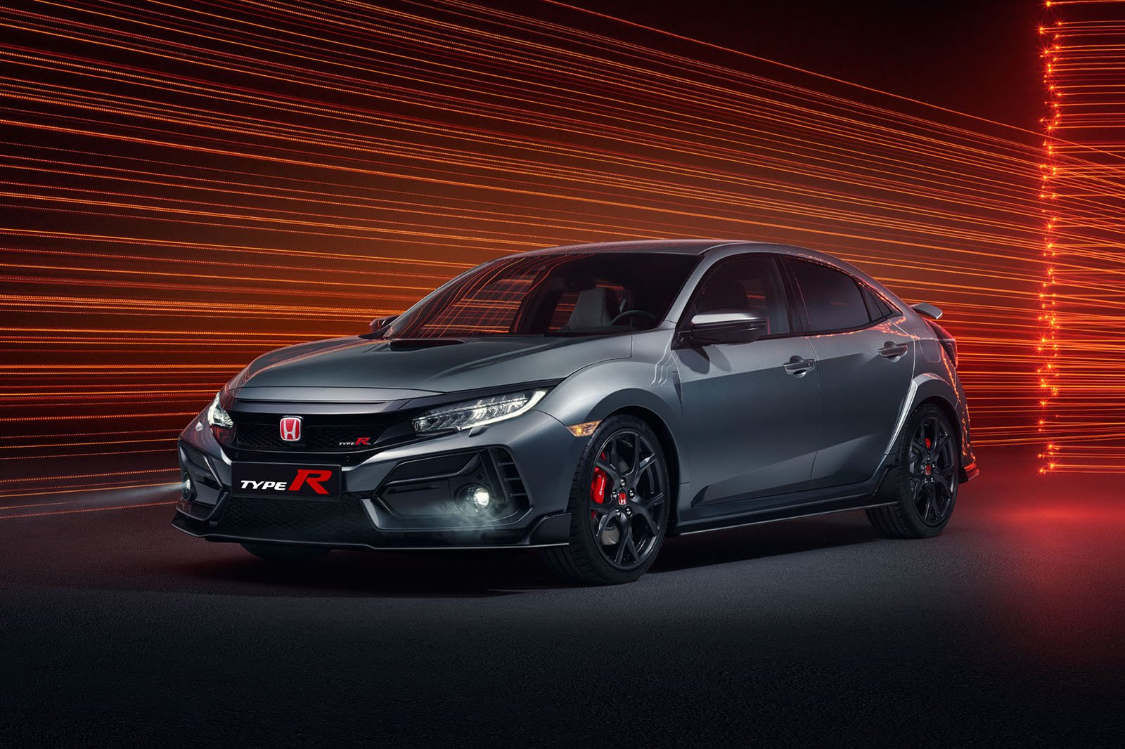 Honda Civic Type R Sportline front