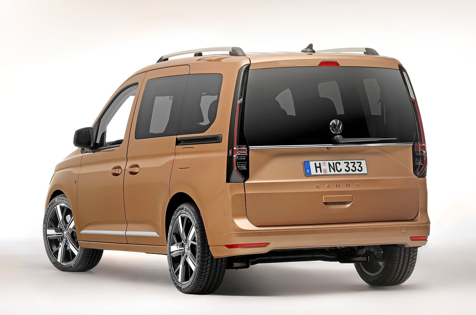 2021 Volkswagen Caddy rear