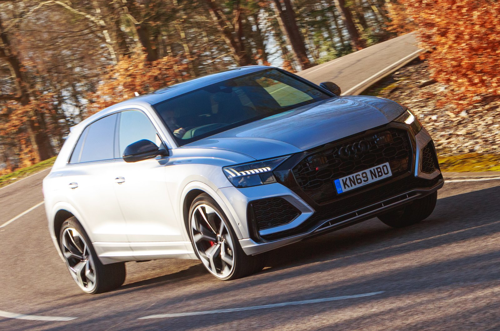 AUDI RS Q8 ESTATE