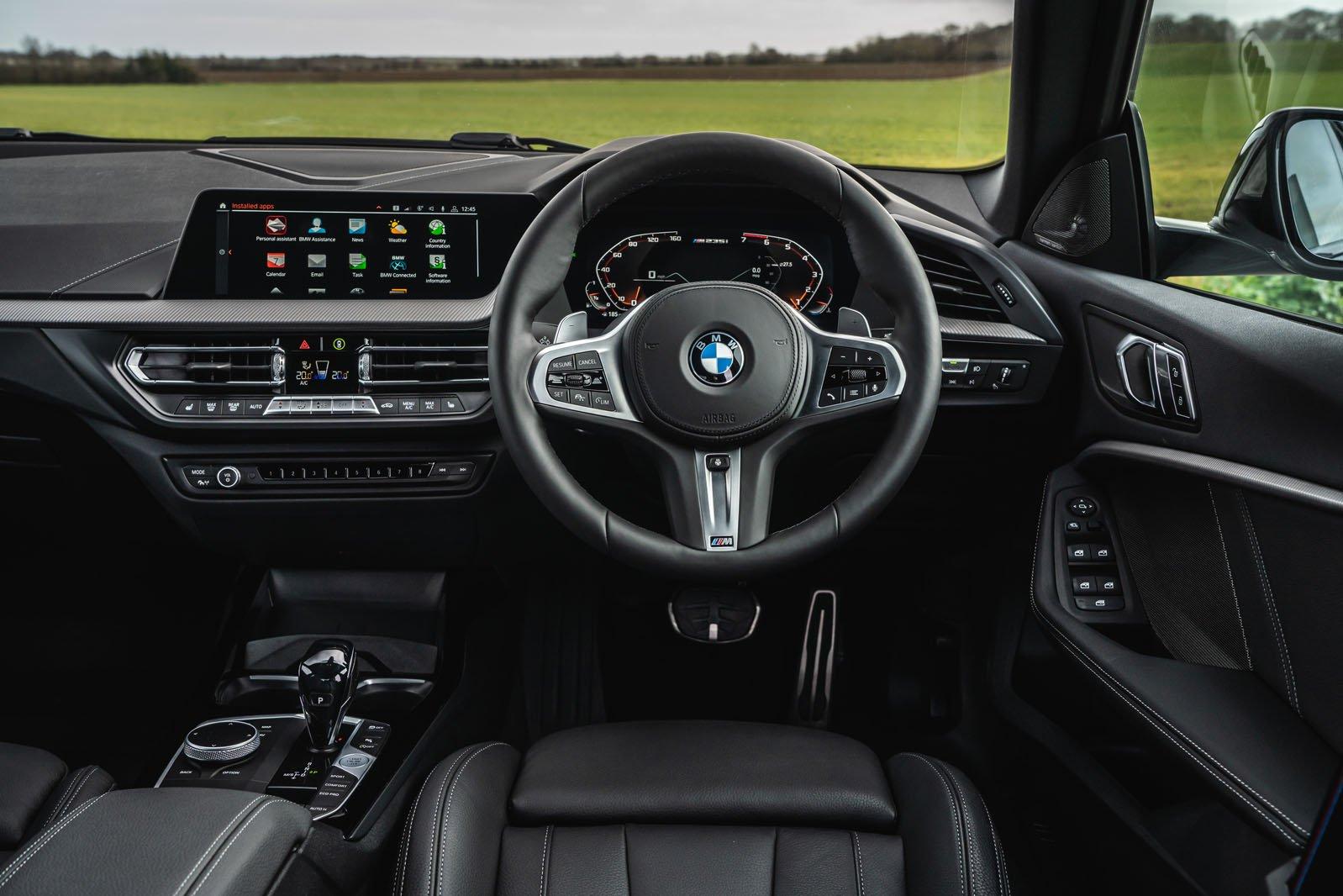 BMW 2 Series Gran Coupé 2020 RHD dashboard