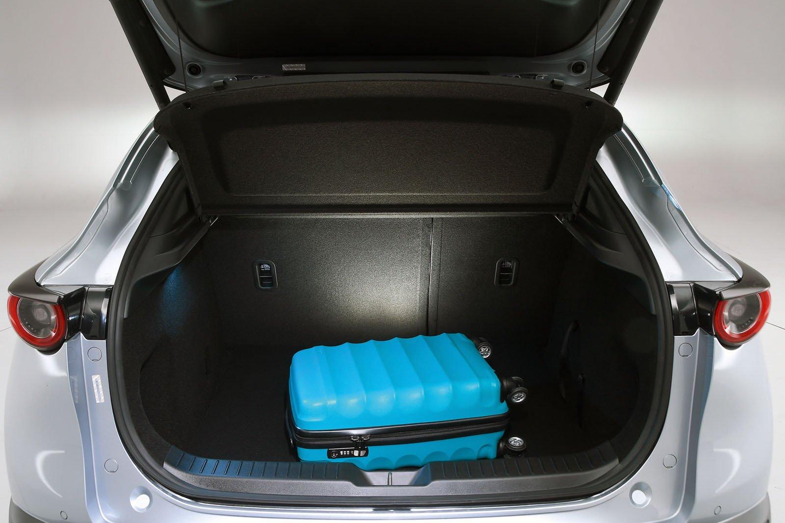 Mazda CX-30 boot