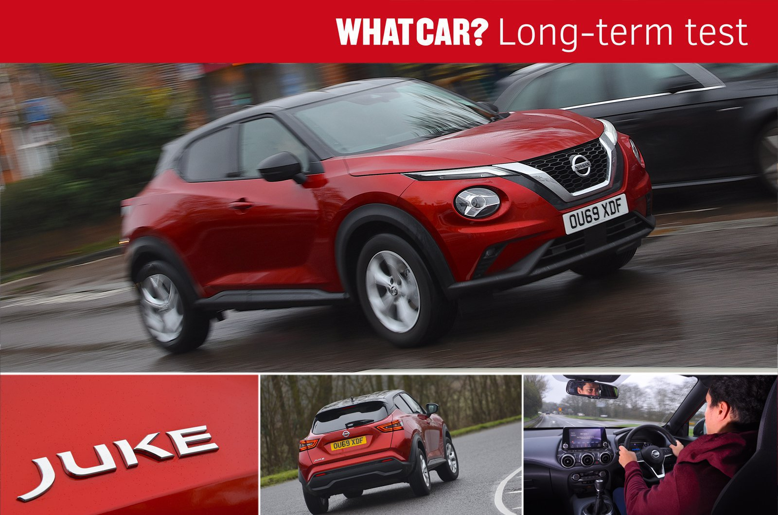 Nissan Juke long-term header