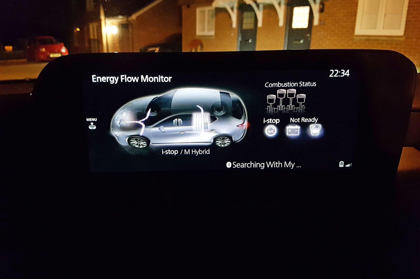 Mazda 3 Skyactiv-X mild hybrid