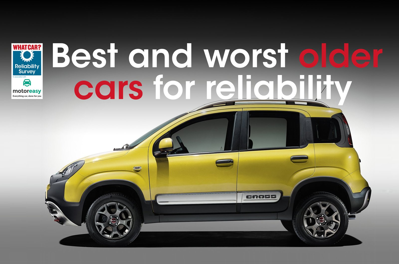 Best and worst older cars for reliability