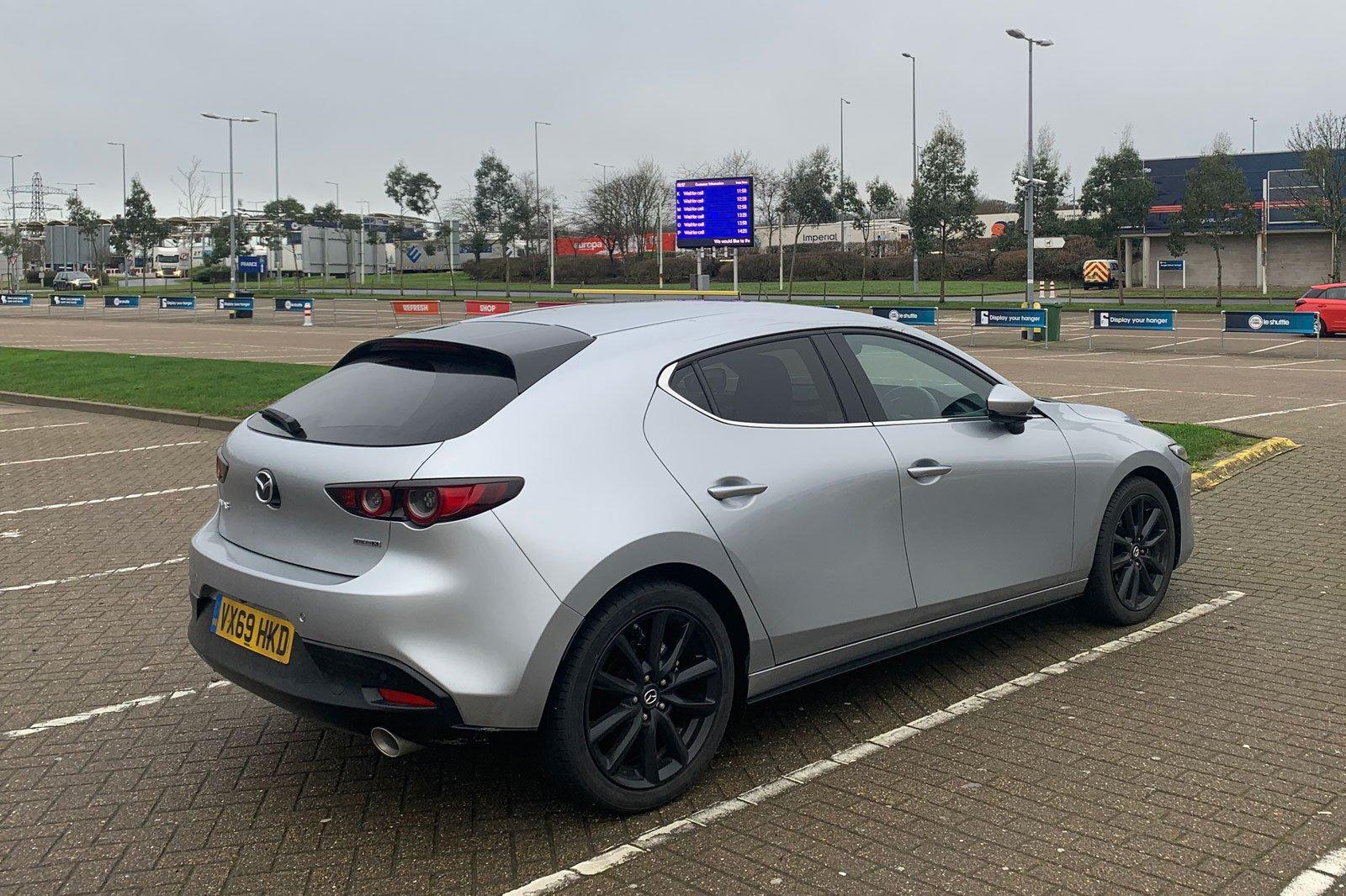 Mazda 3 LT