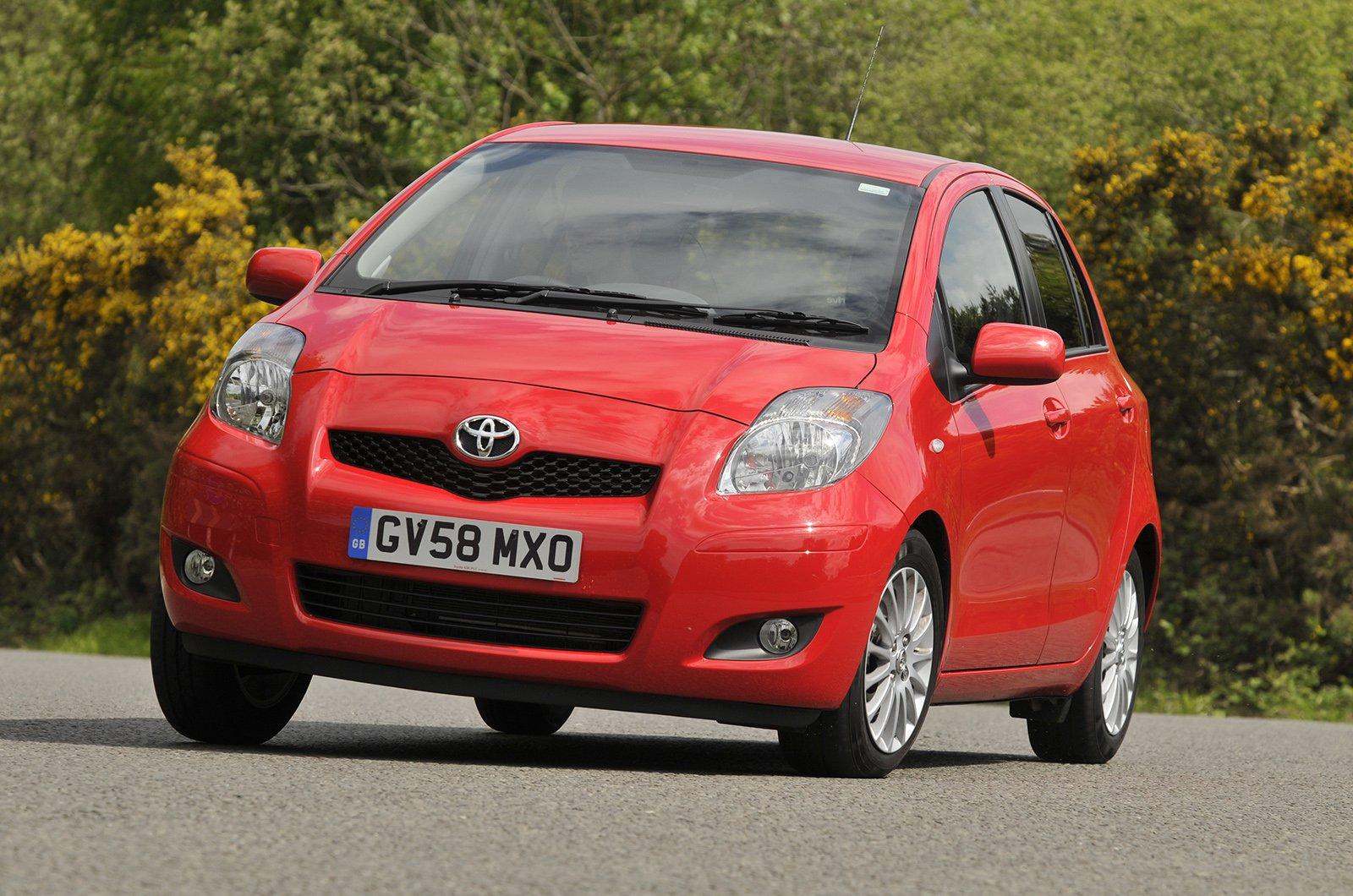 Toyota Yaris 2006-2011
