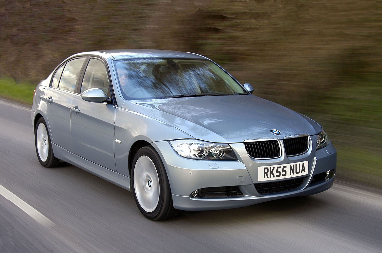 BMW 3 Series (E90) front tracking
