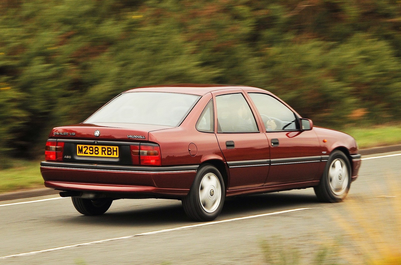 Vauxhall Cavalier Mk3 rear