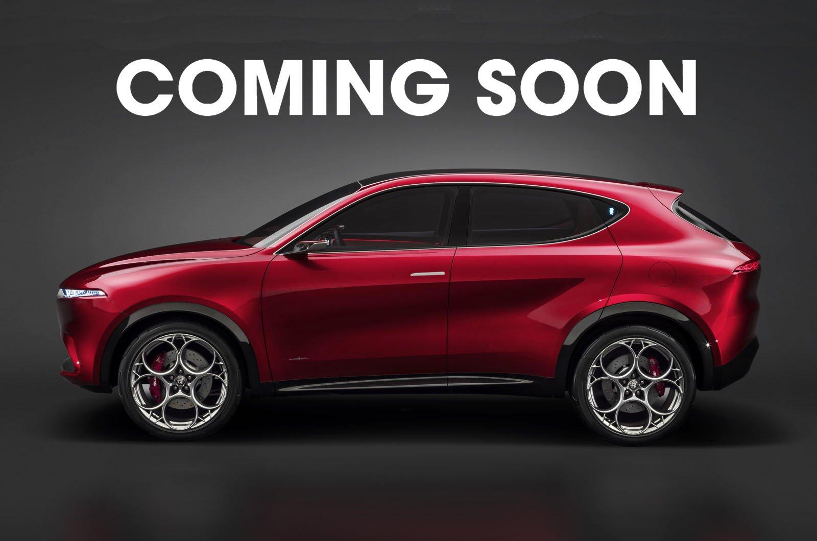 Coming soon: Alfa Romeo Tonale