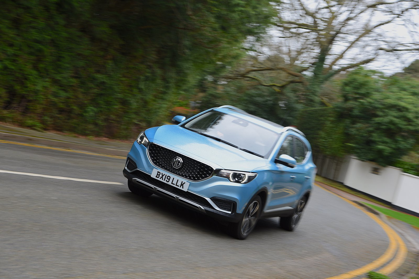 MG ZS EV long term