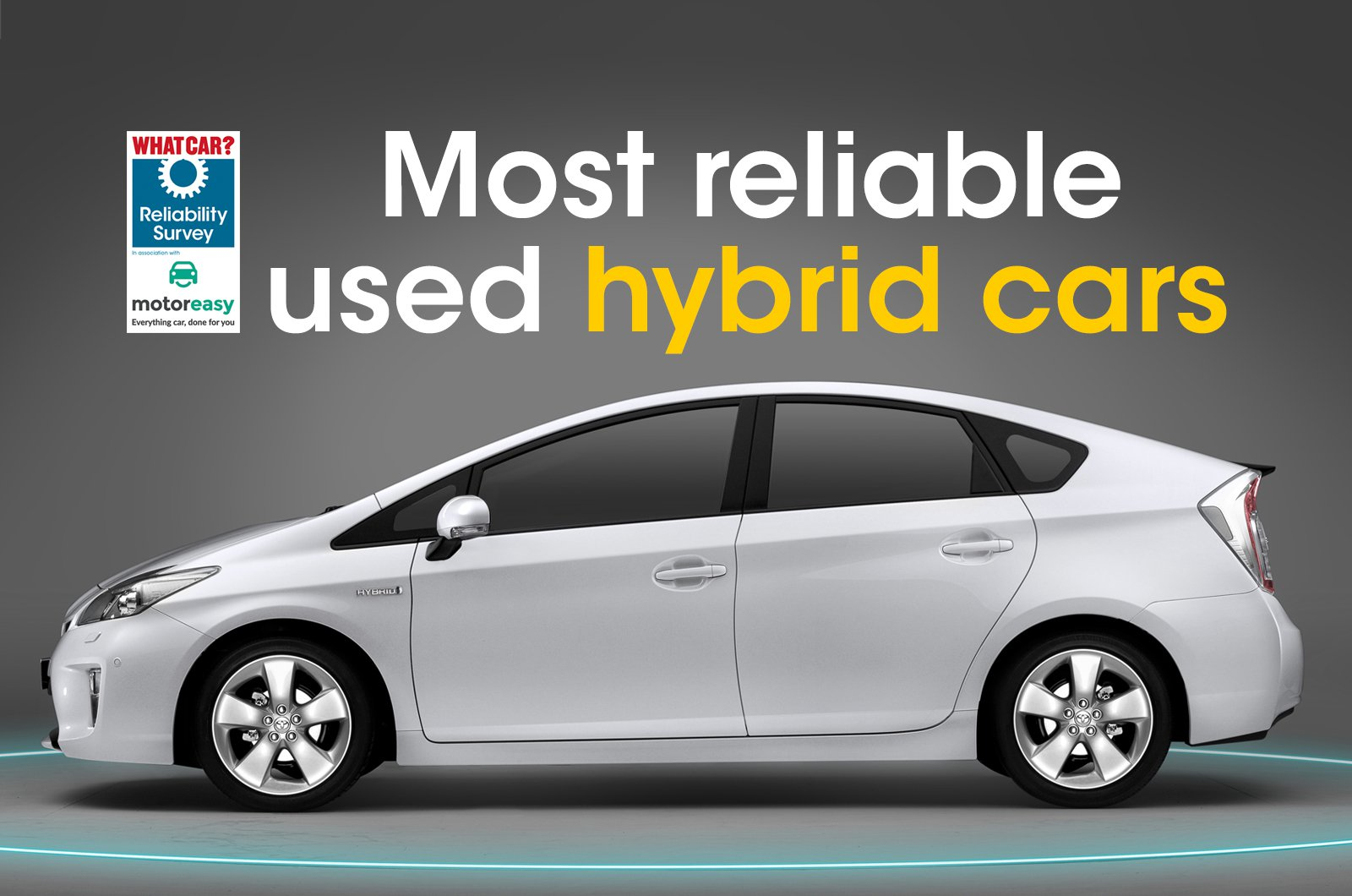 Most reliable used hybrids