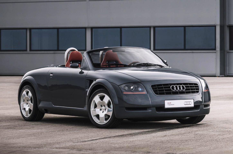 Original Audi TT Roadster concept