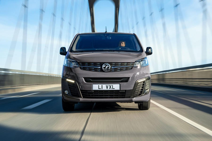 Vauxhall-Vivaro-e