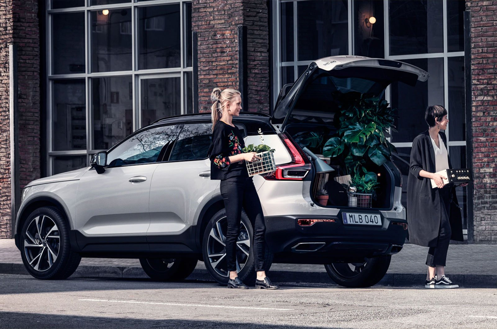 Volvo XC40 versatility pack