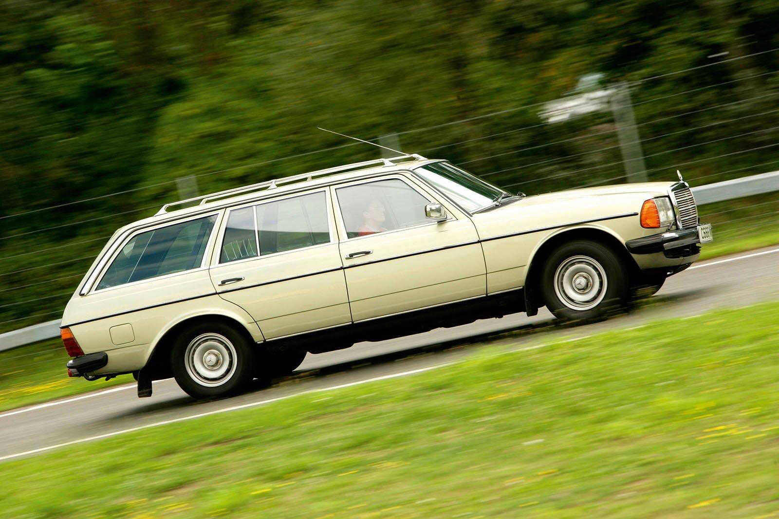 Mercedes-Benz W123 Estate