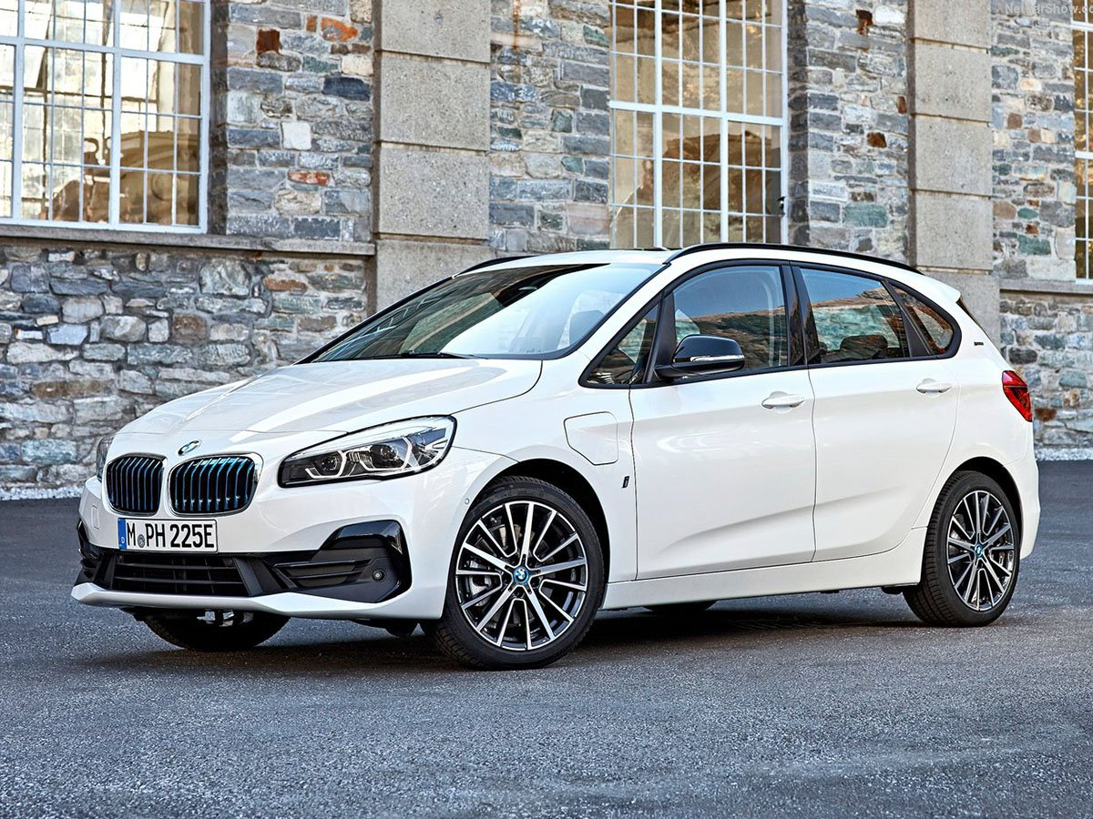 The BMW 2 Series Active Tourer is well-suited for urban drivers who want a plug-in hybrid with compact city-friendly dimensions and a spacious family-friendly five-seat interior