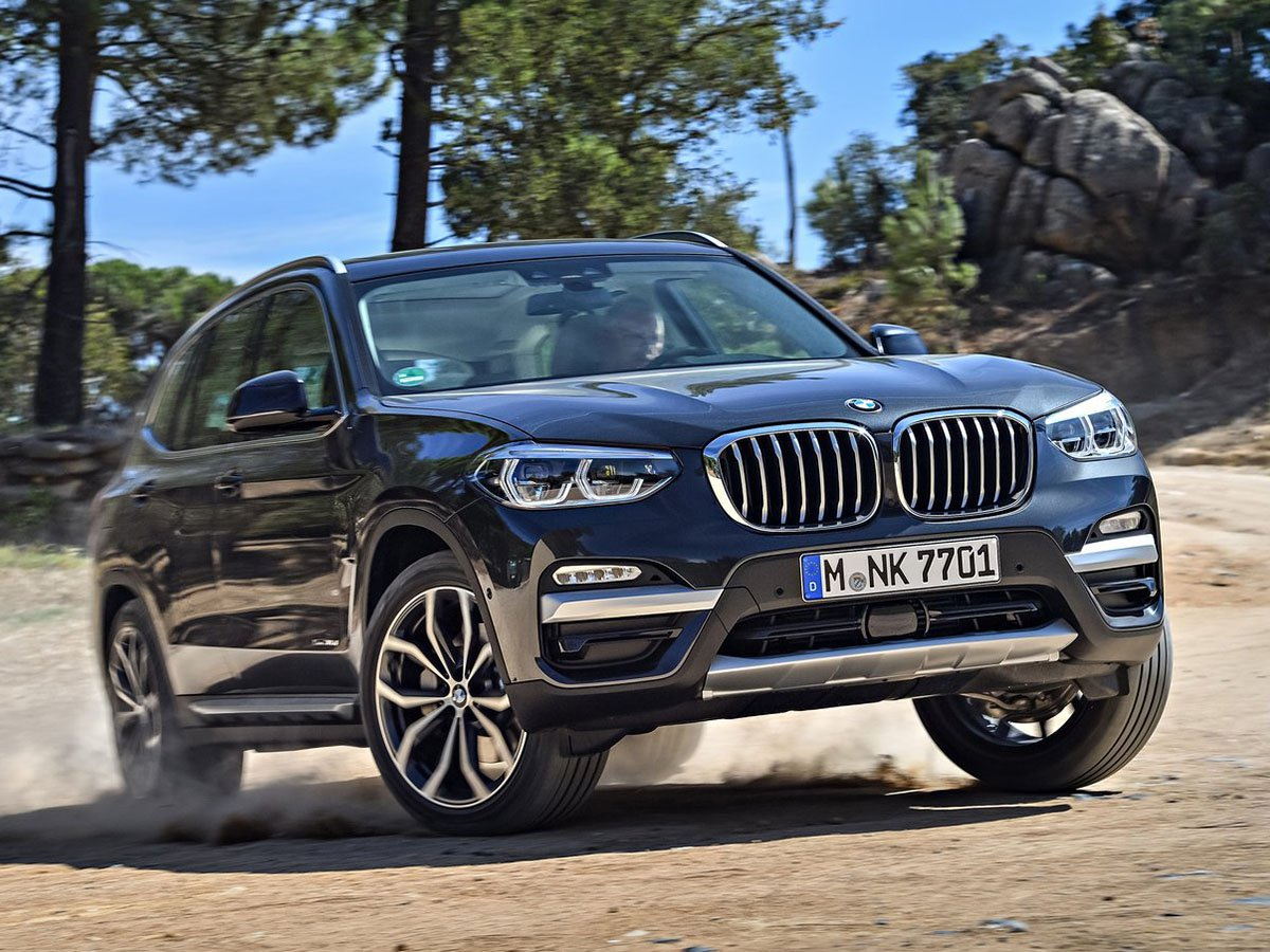 The BMW X3 is the ideal mid-size SUV for busy active lives. The fact it's available with a plug-in hybrid that boasts up to 34 miles of electric range makes it an even more perfect all-rounder