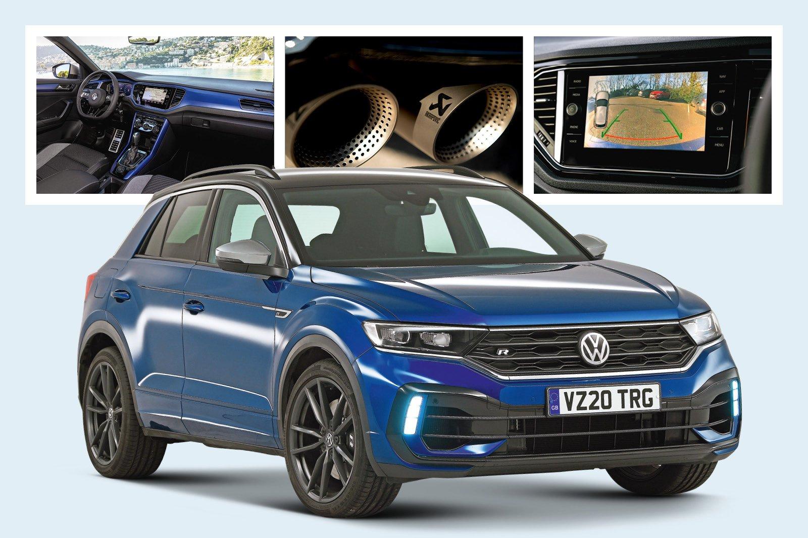 How to spec a Volkswagen T-Roc R