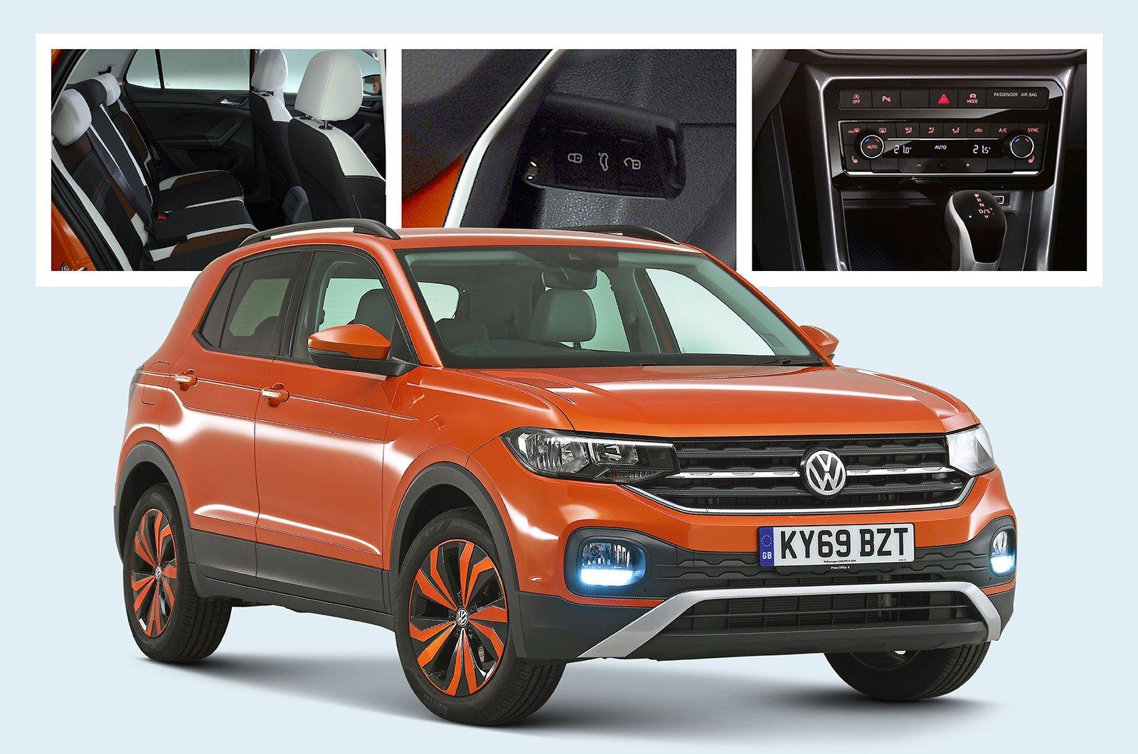 How to spec a Volkswagen T-Cross