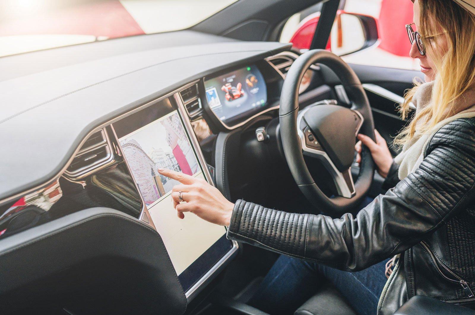 TRL in-car tech