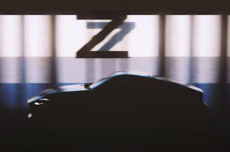 Nissan 400Z teaser image