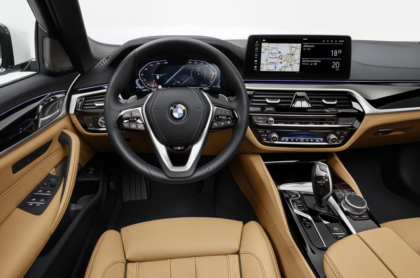 2021 BMW 5 Series revealed: price, specs and release date ...