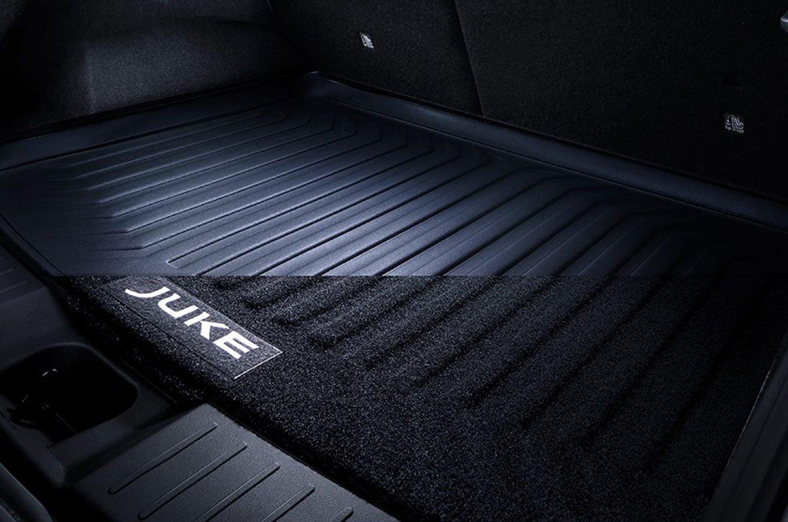 Nissan Juke floor mat