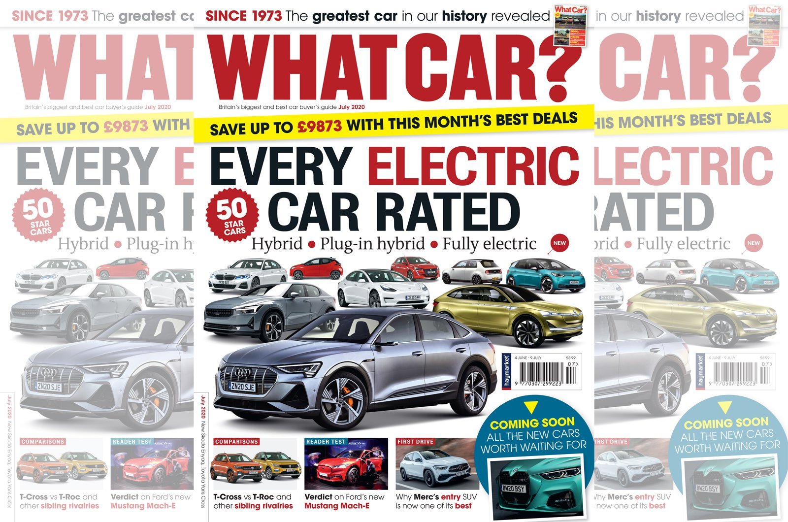 July What Car? cover
