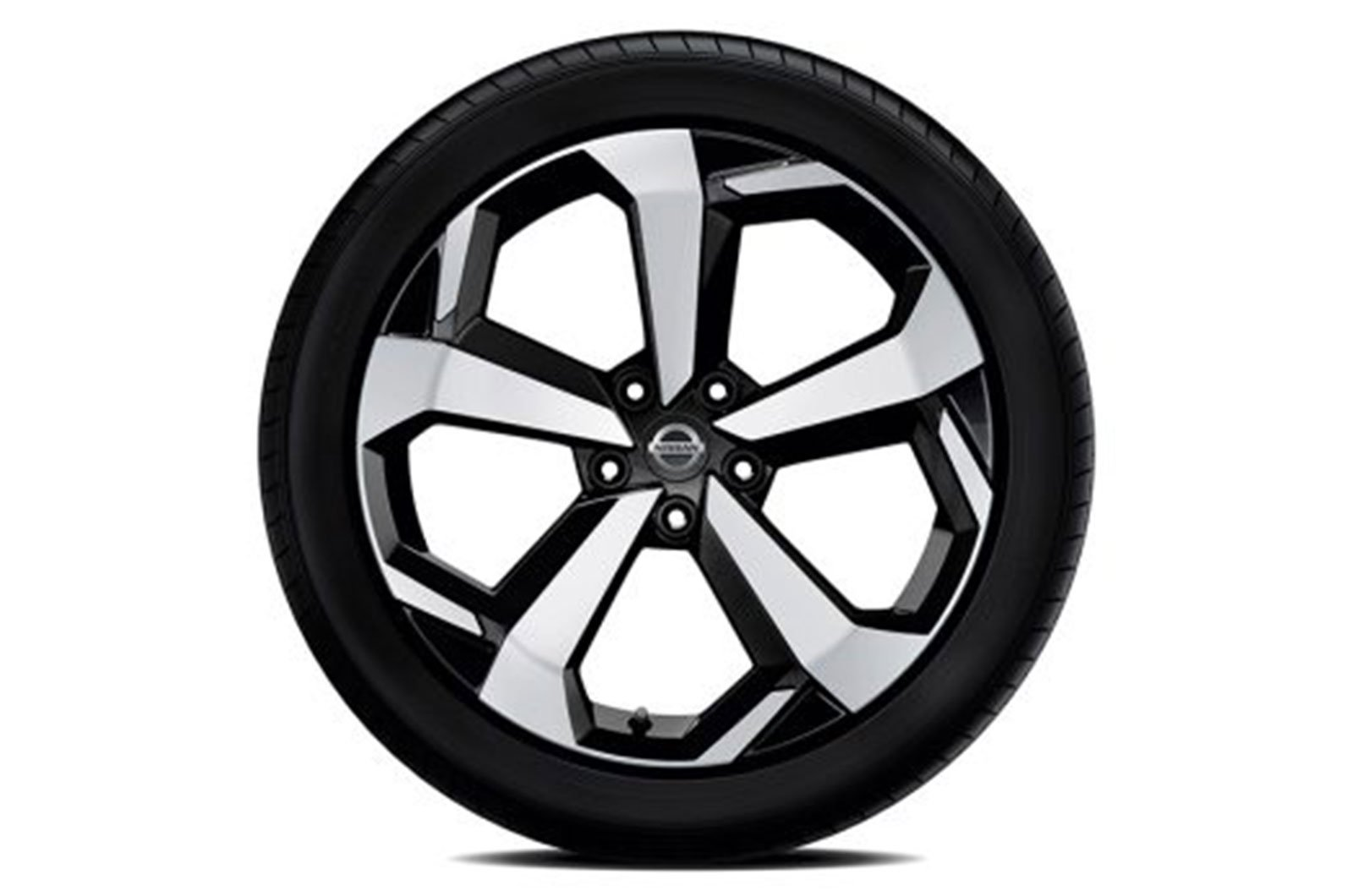 Nissan Juke 19in alloy wheel