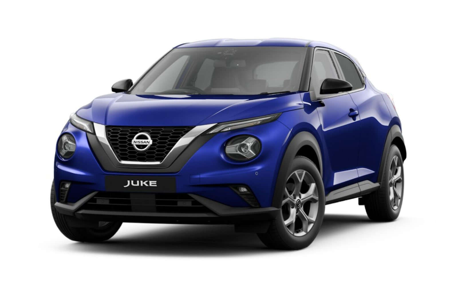 Nissan Juke with paint upgrade