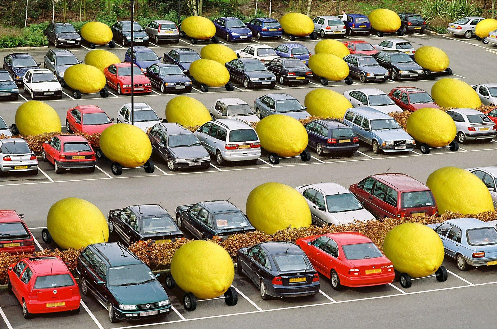 Used car lemons