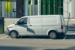 VW e-Crafter charging