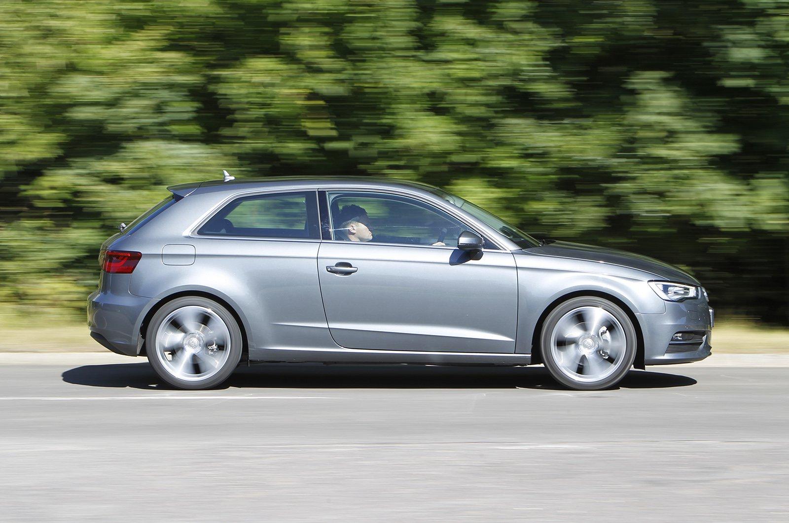 Audi A3 3dr panning