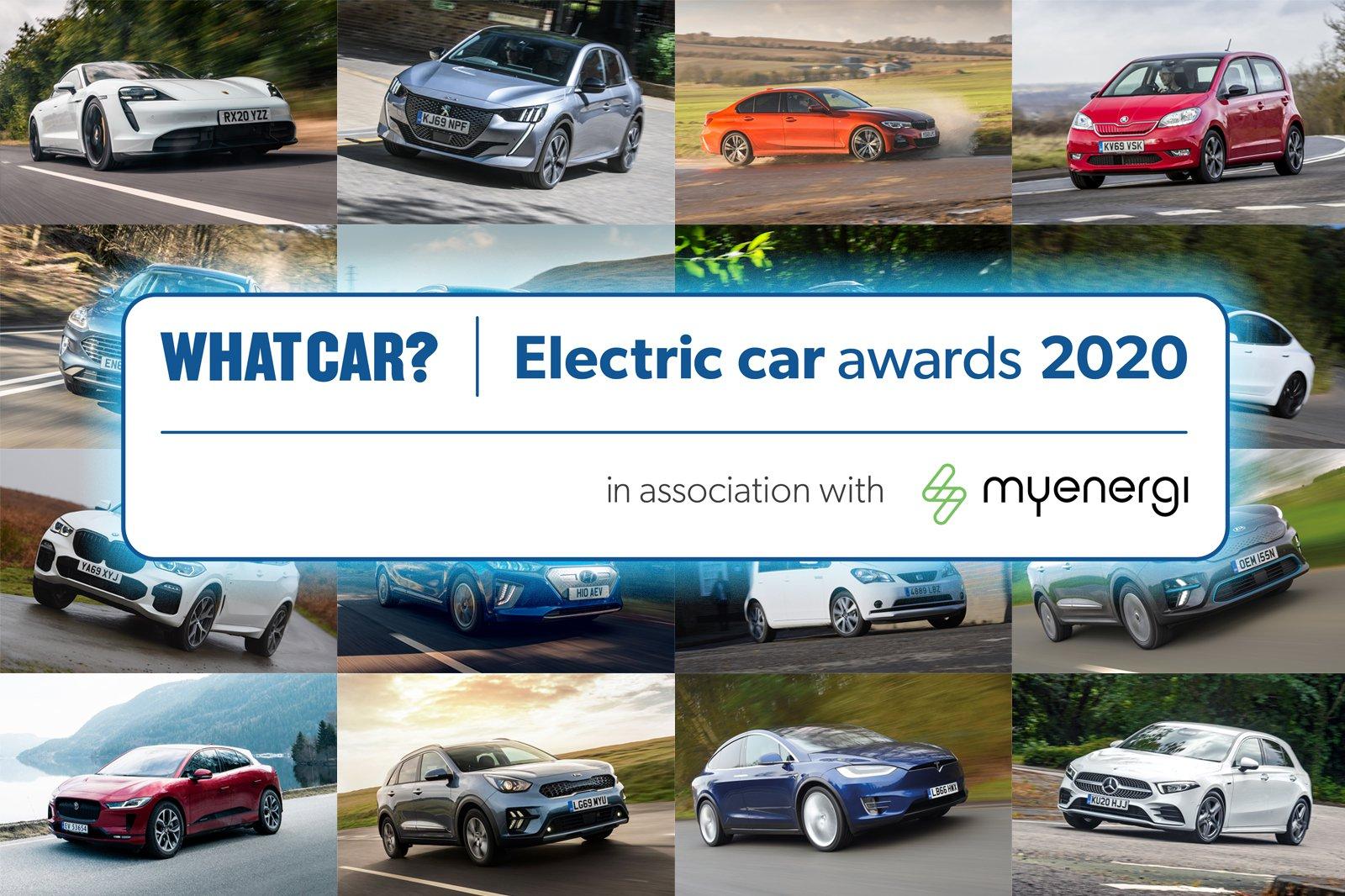 Electric Car Awards logo
